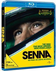 Senna - Genie, Draufgänger, Legende (2010) [Blu-ray]