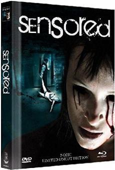 Sensored (Limited Mediabook, Blu-ray+DVD, Cover A) (2009) [FSK 18] [Blu-ray]
