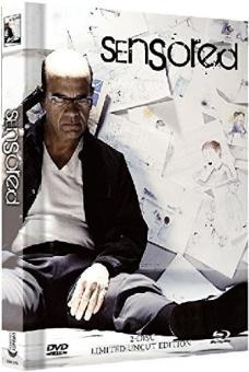 Sensored (Limited Mediabook, Blu-ray+DVD, Cover B) (2009) [FSK 18] [Blu-ray]