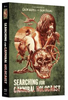 Searching for Cannibal Holocaust (Limited Wattiertes Mediabook, Blu-ray+DVD) (2021) [FSK 18] [Blu-ray]