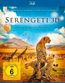 Serengeti (2D + 3D Version) (2011) [3D Blu-ray]
