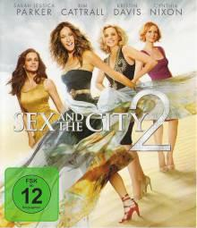Sex and the City 2 (2010) [Blu-ray]