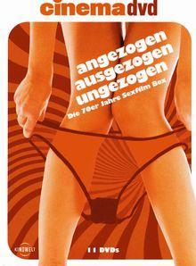 Angezogen, ausgezogen, ungezogen - Die 70er Jahre Sexfilm Box (11 DVDs) [FSK 18]