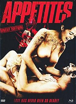 Appetites (Limited Mediabook, Blu-ray+DVD, Cover A) (2015) [FSK 18]