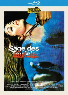 Die Säge des Teufels - Torso (Limited Mediabook, Blu-ray+DVD, Cover B) (1973) [FSK 18] [Blu-ray]
