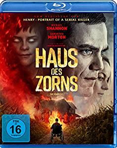 Haus des Zorns - The Harvest (2013) [Blu-ray]