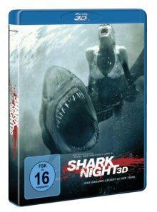 Shark Night 3D (2011) [3D Blu-ray]