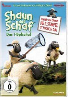 ihr uncut dvd-shop | shaun das schaf: das hüpfschaf 2007 | dvds blu-ray online kaufen