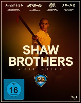 Shaw Brothers Collection (4 Discs) [Blu-ray]