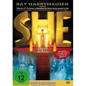 SHE - Herrscherin einer versunkenen Welt (digital remastered) (1935)