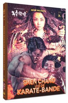 Shen Chang und die Karate-Bande (Limited Wattiertes Mediabook, Blu-ray+DVD, Cover A) (1973) [FSK 18] [Blu-ray]