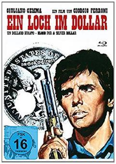 Ein Loch im Dollar (Uncut, Limited Mediabook, Blu-ray+3 DVDs, Cover B) (1965) [FSK 18] [Blu-ray]