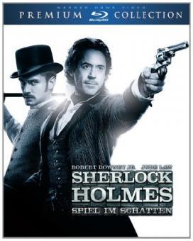 Sherlock Holmes - Spiel im Schatten (Premium Collection) (2011) [Blu-ray]