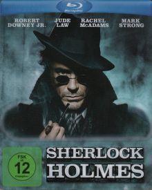Sherlock Holmes (limitierte Steelbook Edition) (2009) [Blu-ray]