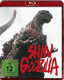 Shin Godzilla (2016) [Blu-ray]