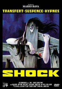 Shock (Cover E) (1977) [FSK 18]