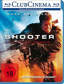Shooter (2007) [FSK 18] [Blu-ray]