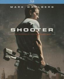 Shooter (limited Steelbook Edition) (2007) [FSK 18] [Blu-ray]