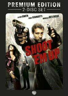 Shoot 'Em Up (Premium Edition, 2 DVDs) (2007) [FSK 18]