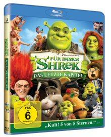 Shrek 4 - Für immer Shrek (2010) [Blu-ray]