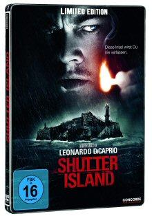 Shutter Island (Limited Edition, Steelbook) (2009)