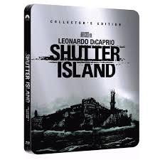 Shutter Island (Limited Steelbook) (2009) [UK Import] [Blu-ray]