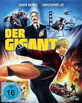 Der Gigant (Limited Mediabook, Blu-ray+DVD, Cover B) (1981) [Blu-ray]