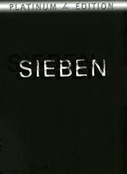 Sieben - Platinum Edition (2 DVDs Digipak) (1995) [Gebraucht - Zustand (Sehr Gut)]