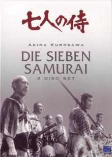 Die sieben Samurai - Complete Edition. Kurz + Lang Fassung (3 DVDs im Digipack) (1954) [Gebraucht - Zustand (Sehr Gut)]