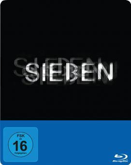 Sieben (Limited Steelbook) (1995) [Blu-ray]