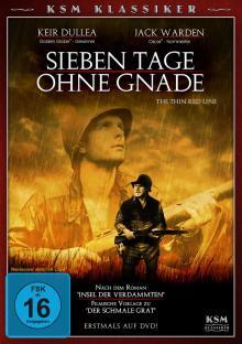 Sieben Tage ohne Gnade - Thin Red Line (1964) [Gebraucht - Zustand (Sehr Gut)]