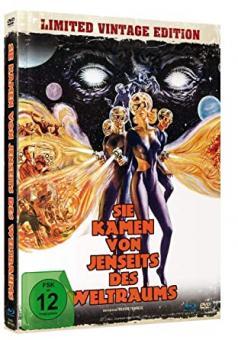Sie kamen von jenseits des Weltraums (Limited Mediabook, Blu-ray+DVD) (1967) [Blu-ray]
