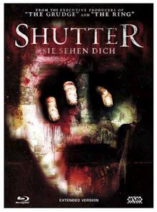 Shutter - Sie sehen dich (Limited Mediabook, Blu-ray+DVD, Cover B) (2008) [Blu-ray]