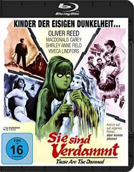 Sie sind verdammt (The Damned) (1963) [Blu-ray]