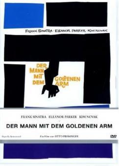 Der Mann mit dem goldenen Arm (1955) [Gebraucht - Zustand (Sehr Gut)]
