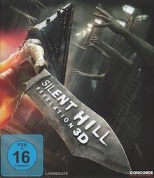 Silent Hill: Revelation (2012) [3D Blu-ray]