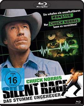 Silent Rage - Das stumme Ungeheuer (1982) [Blu-ray]