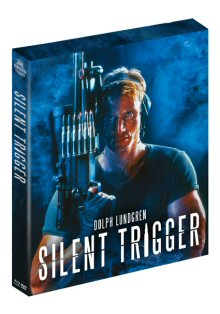 Silent Trigger (Limited Uncut Edition, Blu-ray+DVD) (1996) [FSK 18] [Blu-ray]