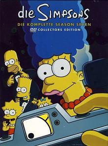 Die Simpsons - Die komplette Season 7 (4 DVDs)