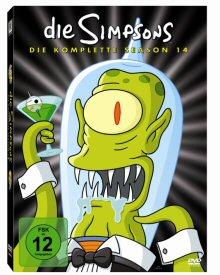 Die Simpsons - Die komplette Season 14  (4 DVDs)