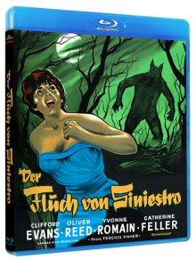 Der Fluch von Siniestro (1961) [Blu-ray]