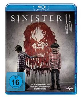 Sinister 2 (2015) [Blu-ray]
