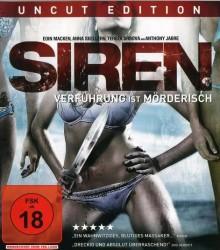 SIREN - Verführung ist mörderisch (2010) [FSK 18] [Blu-ray]