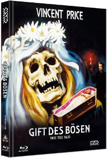 Das Gift des Bösen (Limited Mediabook, Blu-ray+DVD, Cover B) (1963) [Blu-ray]