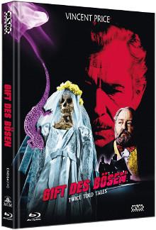 Das Gift des Bösen (Limited Mediabook, Blu-ray+DVD, Cover C) (1963) [Blu-ray]