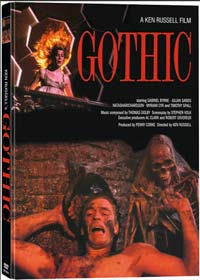 Gothic (Limited Mediabook, Cover C) (1986) [FSK 18]