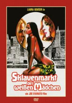 Sklavenmarkt der weißen Mädchen (kleine Hartbox) (1978) [FSK 18]