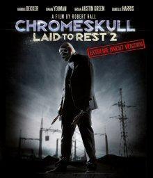 Laid to Rest 2: ChromeSkull (Uncut Version) (2011) [FSK 18] [Blu-ray]