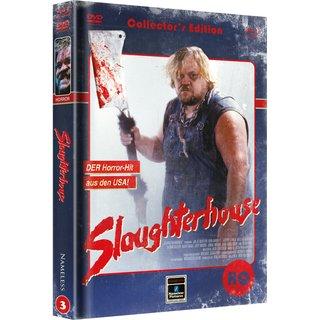 Slaughterhouse (Limited Mediabook, Blu-ray+DVD, Cover C) (1987) [FSK 18] [Blu-ray]