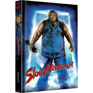 Slaughterhouse (Limited Mediabook, Blu-ray+DVD, Cover A) (1987) [FSK 18] [Blu-ray]